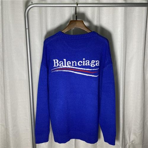 Balenciaga Sweaters Long Sleeved O-Neck For Men #798847