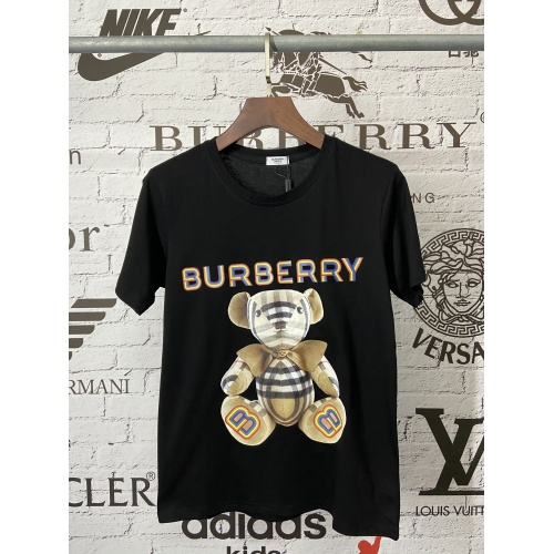 Burberry T-Shirts Short Sleeved O-Neck For Men #798852