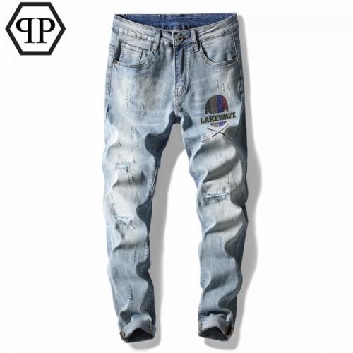 Philipp Plein PP Jeans Trousers For Men #799041
