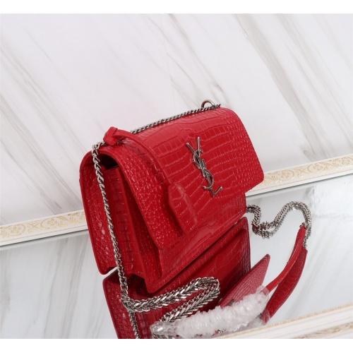 Yves Saint Laurent YSL AAA Quality Messenger Bags For Women #799052