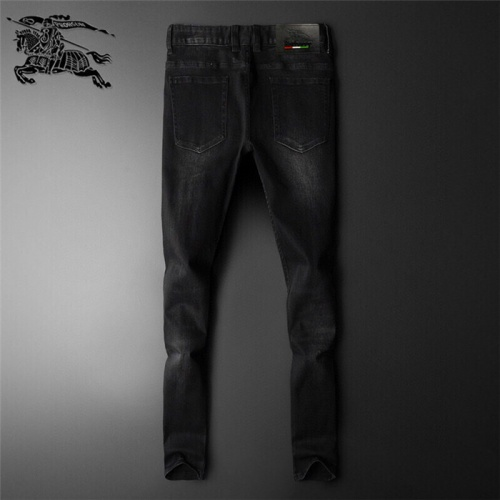 Replica Burberry Jeans Trousers For Men #799053 $46.56 USD for Wholesale