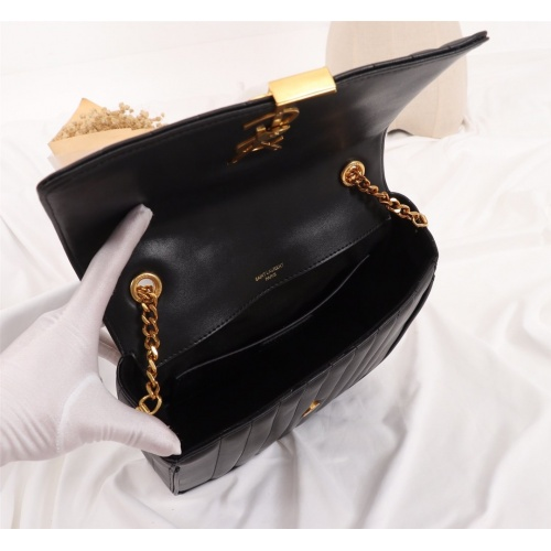 Replica Yves Saint Laurent YSL AAA Quality Messenger Bags For Women #799054 $105.73 USD for Wholesale