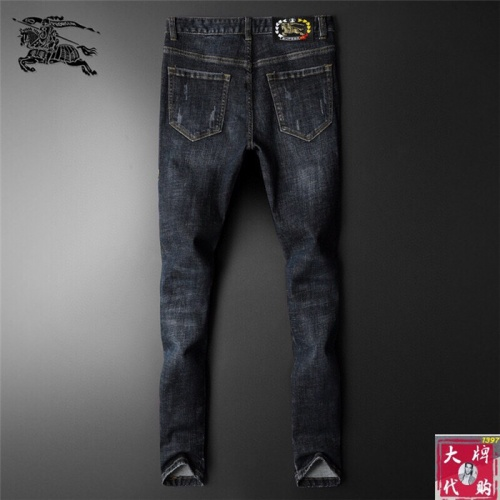 Replica Burberry Jeans Trousers For Men #799056 $46.56 USD for Wholesale