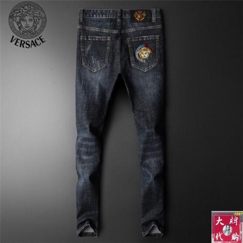 Versace Jeans Trousers For Men #799060 $46.56, Wholesale Replica Versace Jeans