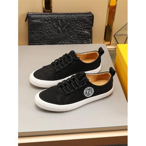Fendi Casual Shoes For Men #799182