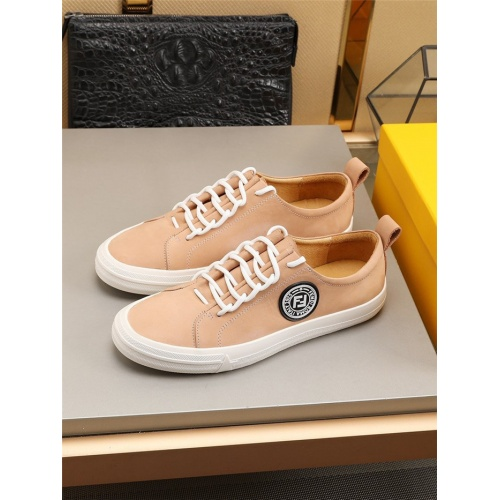 Fendi Casual Shoes For Men #799183