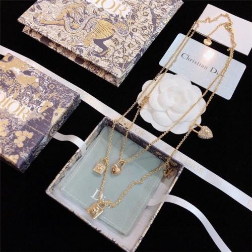 Christian Dior Necklace #799220 $37.83, Wholesale Replica Christian Dior Necklace