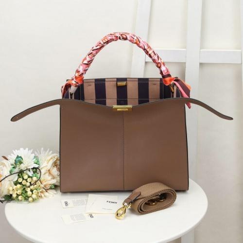 Fendi AAA Quality Handbags For Women #799288