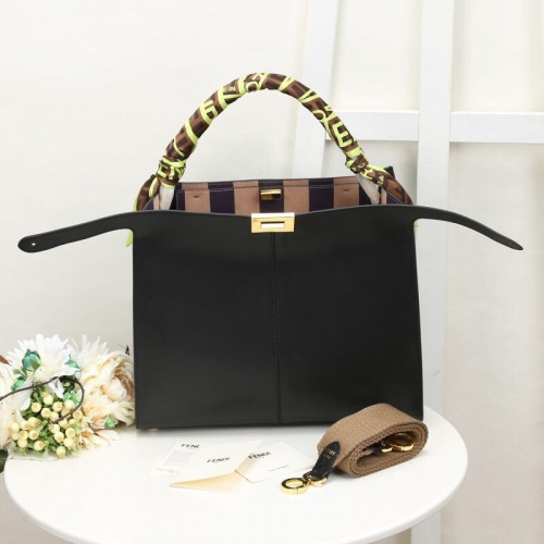 Fendi AAA Quality Handbags For Women #799289