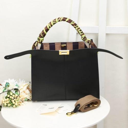 Fendi AAA Quality Handbags For Women #799289 $128.04 USD, Wholesale Replica Fendi AAA Quality Handbags