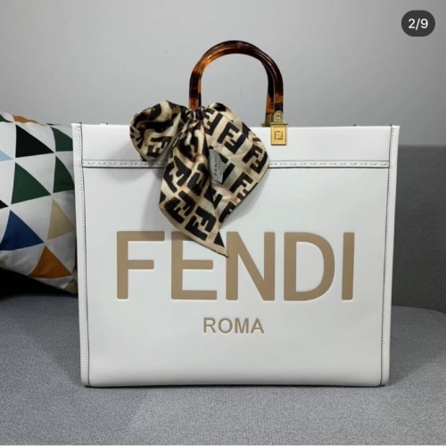 Fendi AAA Quality Handbags For Women #799301 $130.95 USD, Wholesale Replica Fendi AAA Quality Handbags