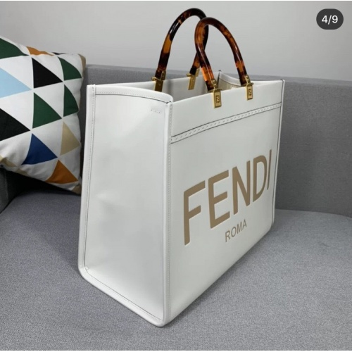 Replica Fendi AAA Quality Handbags For Women #799301 $130.95 USD for Wholesale