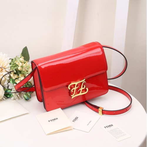 Fendi AAA Messenger Bags For Women #799310