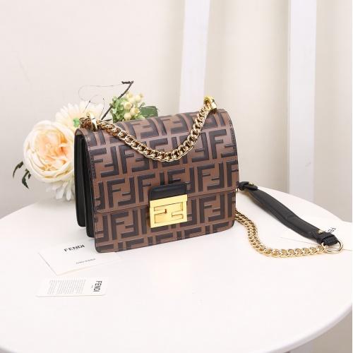 Fendi AAA Messenger Bags For Women #799315