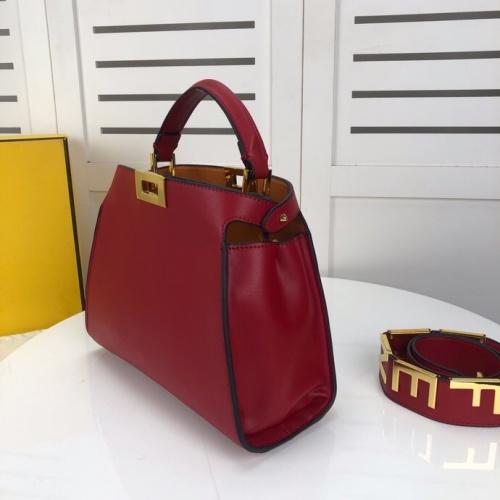 Replica Fendi AAA Quality Handbags For Women #799320 $156.17 USD for Wholesale