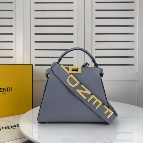 Fendi AAA Quality Handbags For Women #799322