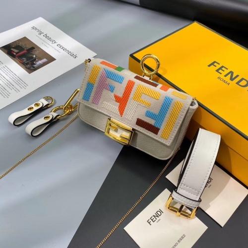 Fendi AAA Messenger Bags For Women #799327