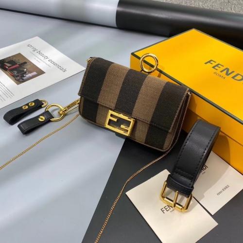 Fendi AAA Messenger Bags For Women #799328