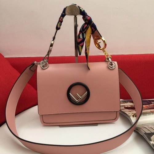 Fendi AAA Messenger Bags For Women #799338