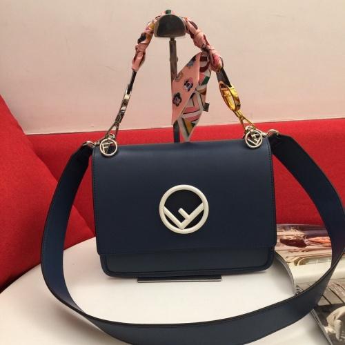 Fendi AAA Messenger Bags For Women #799339