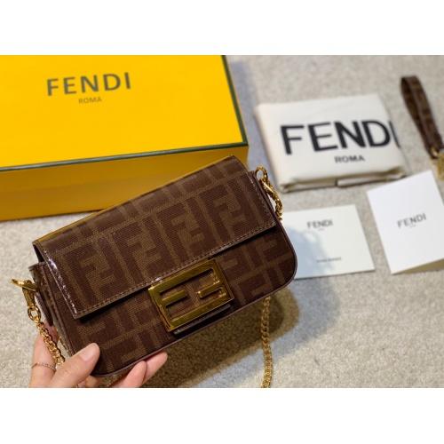 Fendi AAA Messenger Bags For Women #799342