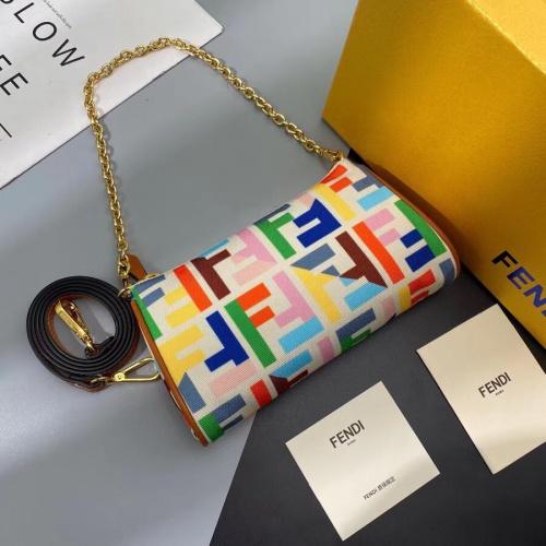Fendi AAA Messenger Bags For Women #799345