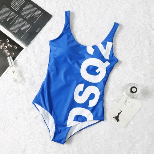 Dsquared Bathing Suits Sleeveless For Women #799504