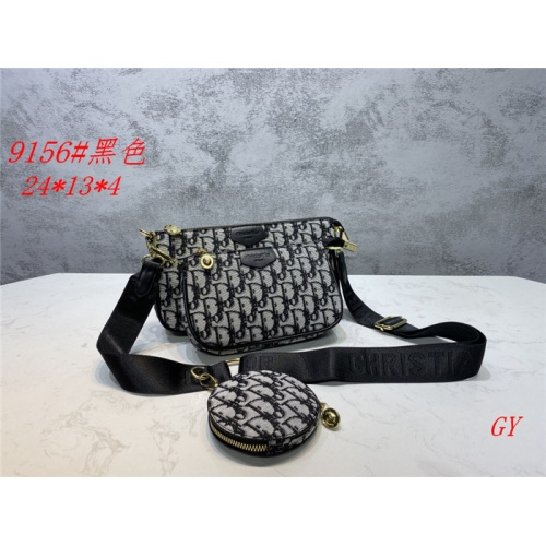 Christian Dior Fashion Messenger Bags For Women #799517 $29.10 USD, Wholesale Replica Christian Dior Messenger Bags