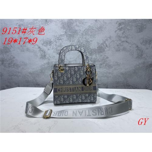 Christian Dior Fashion Messenger Bags For Women #799518 $29.10 USD, Wholesale Replica Christian Dior Messenger Bags