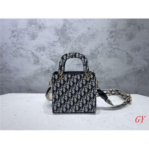 Replica Christian Dior Fashion Messenger Bags For Women #799519 $29.10 USD for Wholesale