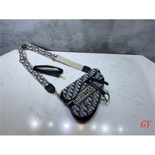 Replica Christian Dior Fashion Messenger Bags For Women #799521 $29.10 USD for Wholesale