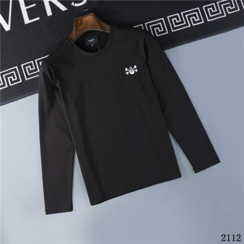 Christian Dior T-Shirts Long Sleeved O-Neck For Men #799642