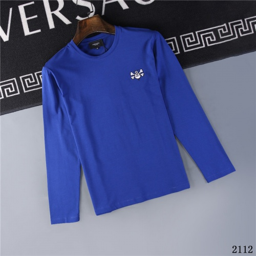 Christian Dior T-Shirts Long Sleeved O-Neck For Men #799644