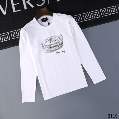 Givenchy T-Shirts Long Sleeved O-Neck For Men #799678