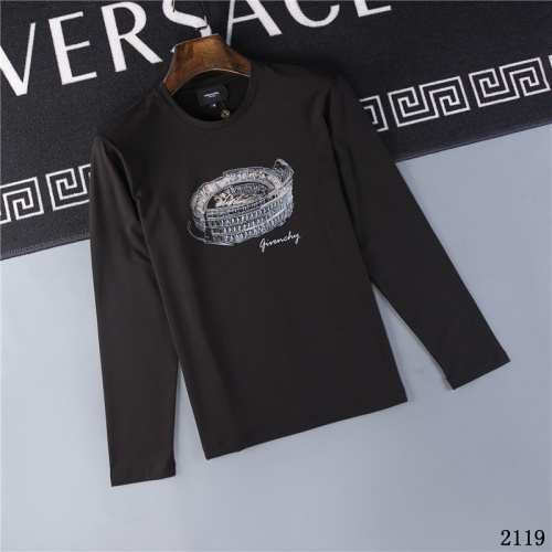 Givenchy T-Shirts Long Sleeved O-Neck For Men #799679