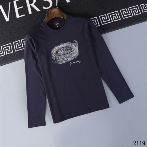 Givenchy T-Shirts Long Sleeved O-Neck For Men #799680