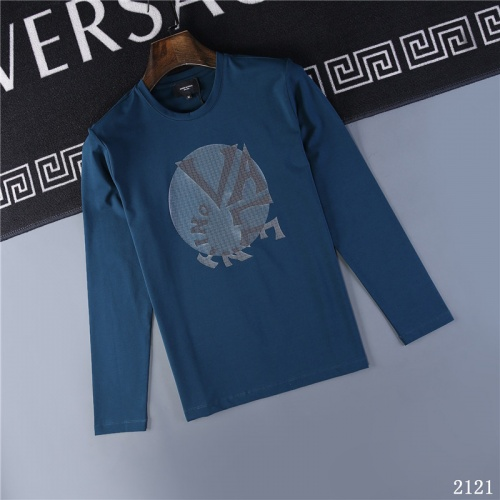 Valentino T-Shirts Long Sleeved O-Neck For Men #799683