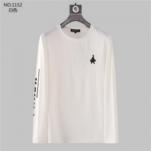Prada T-Shirts Long Sleeved O-Neck For Men #799690 $32.98 USD, Wholesale Replica Prada T-Shirts