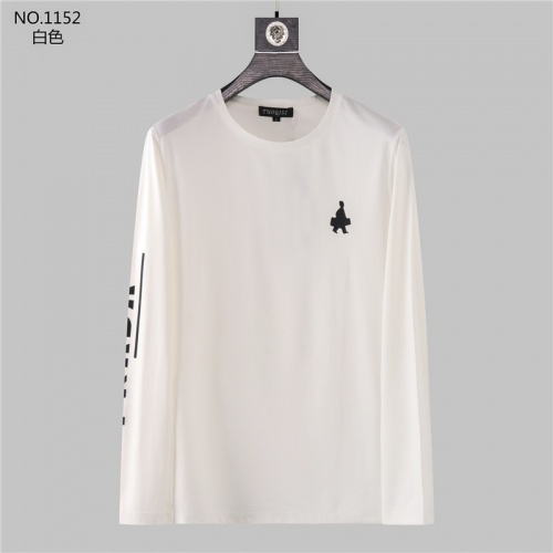 Prada T-Shirts Long Sleeved O-Neck For Men #799690