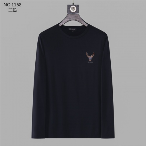 Givenchy T-Shirts Long Sleeved O-Neck For Men #799734