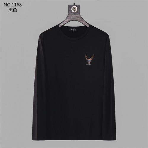 Givenchy T-Shirts Long Sleeved O-Neck For Men #799735
