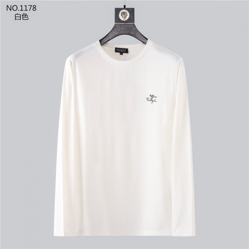 Givenchy T-Shirts Long Sleeved O-Neck For Men #799737