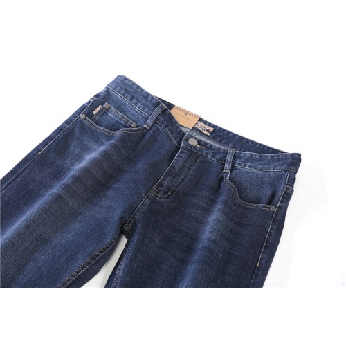 Replica Burberry Jeans Trousers For Men #799745 $39.77 USD for Wholesale