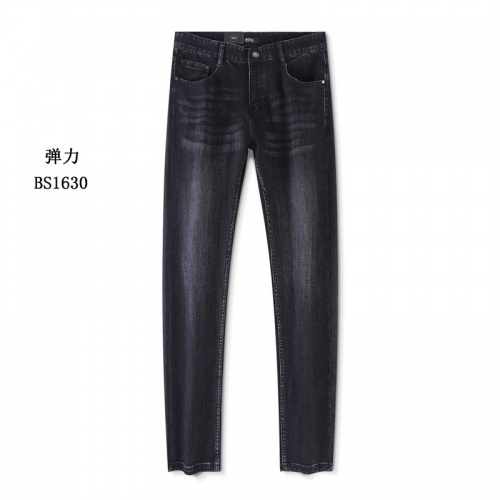 Boss Jeans Trousers For Men #799746