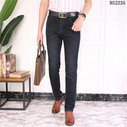 Boss Jeans Trousers For Men #799763