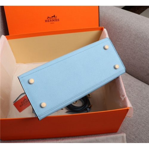 Replica Hermes AAA Quality Handbags For Women #799816 $102.82 USD for Wholesale