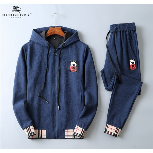 Burberry Tracksuits Long Sleeved Hat For Men #799828