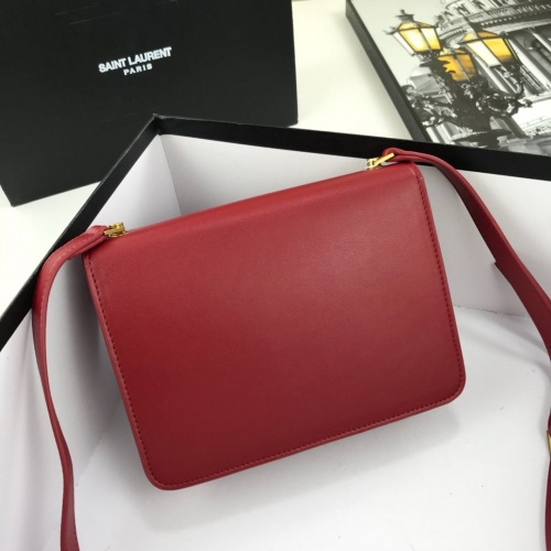Replica Yves Saint Laurent YSL AAA Quality Messenger Bags For Women #799833 $95.06 USD for Wholesale