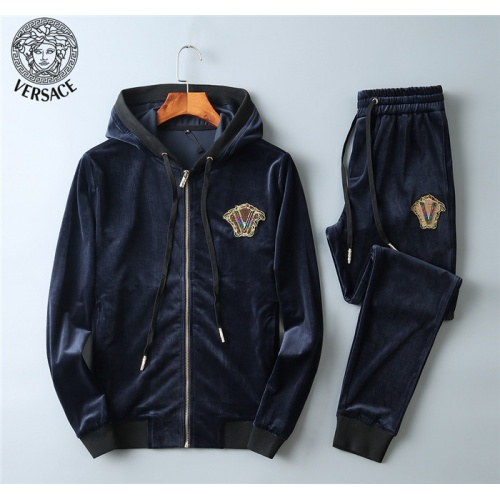 Versace Tracksuits Long Sleeved Hat For Men #799838