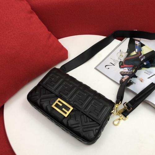 Fendi AAA Quality Messenger Bags For Women #799858